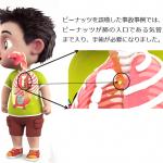 【消費者庁通知】食品による子どもの窒息・誤嚥に注意!